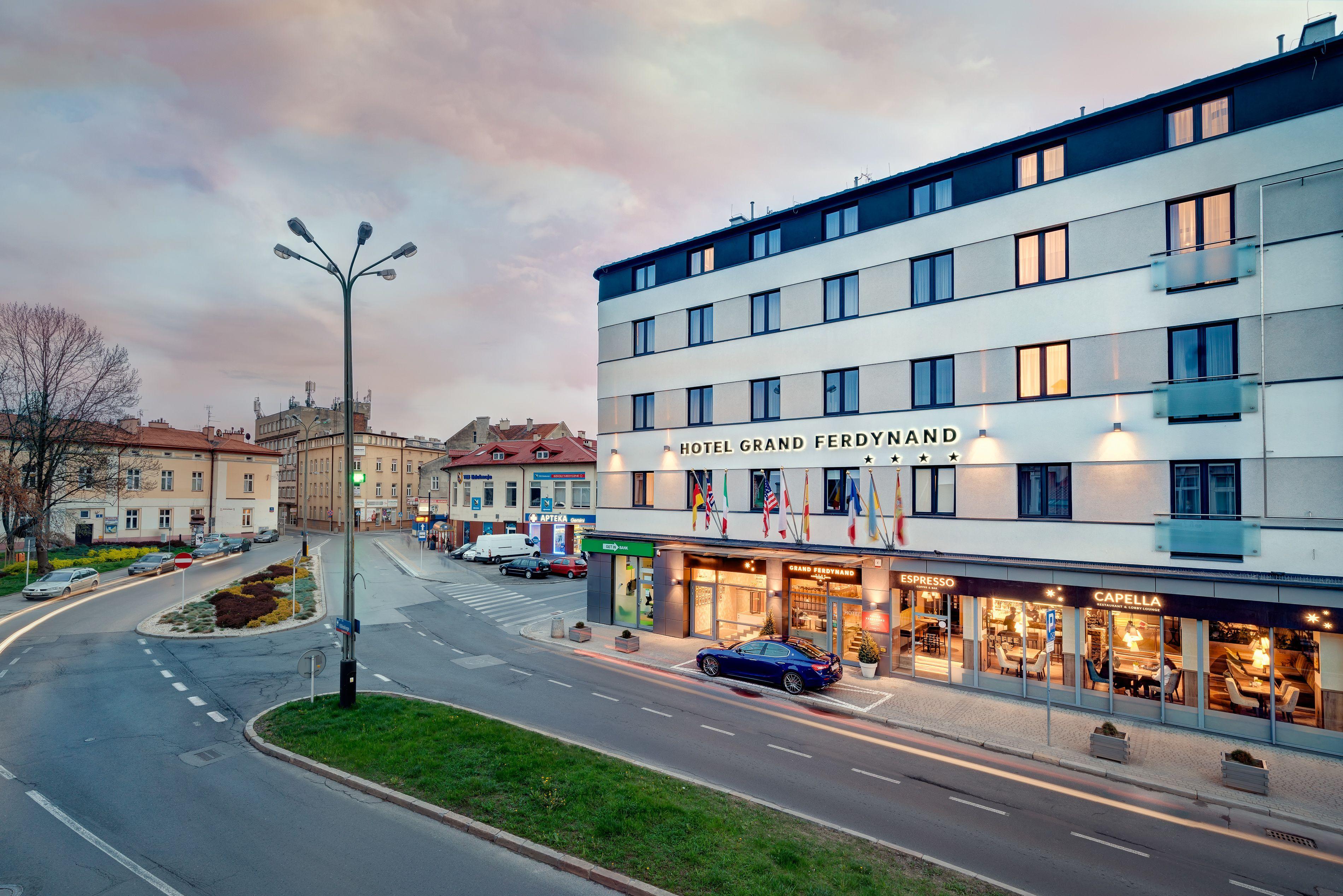 B&B Hotel Rzeszów Centrum