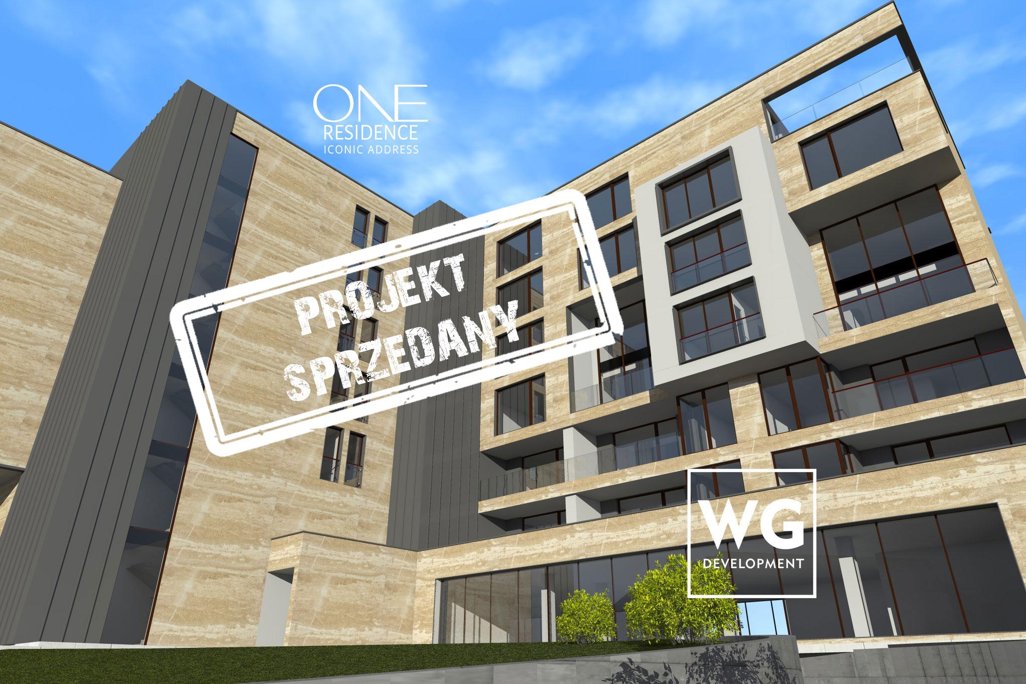 Apartamenty One Residence